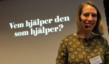 Ingrid Lindholm, Anhörigprojektet